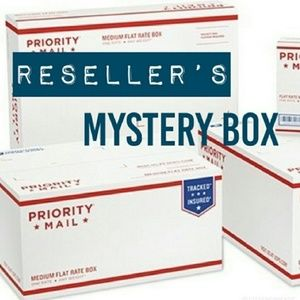 Mystery Box - 5 for $25 GREAT FOR RESELL